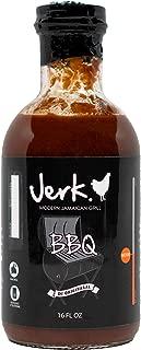 Jerk BBQ Sauce - Best Sweet, Hot, Spicy Gourmet Barbecue Sauce