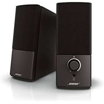 Bose Companion 2 Series III - Altavoces multimedia para PC (con entrada AUX y PC de 3,5 mm)