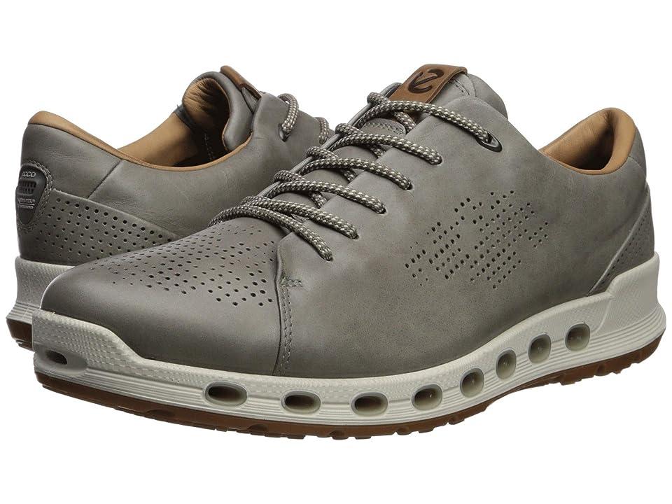 ECCO Cool 2.0 Retro Sneaker (Warm Grey) Men