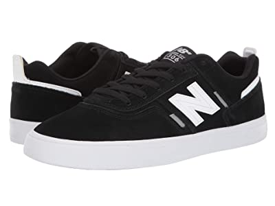 New Balance Numeric 306 (Black/White) Men