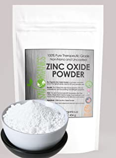 Way To Remove Zinc Oxide From Skin
