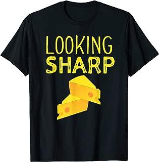 looking sharp t shirt