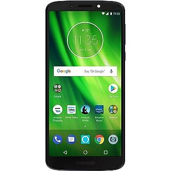 Moto G6 Play with Alexa Push-to-Talk – 32 GB – Unlocked (AT&T/Sprint/T-Mobile/Verizon) – Deep Indigo – Prime Exclusive Phone