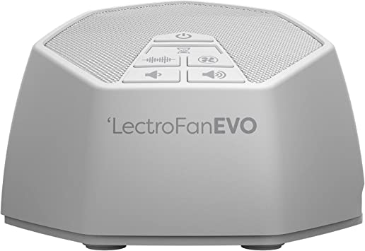 Lectrofan Evo White Noise Sound Machine With 22 Unique Fans Without Loops And White Noise Sounds And Sleep Timer International With Uk Eu And Us Plugs Amazon De Health Personal Care