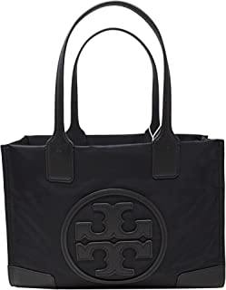 Tory Burch Women's Mini Ella Nylon Top-Handle Bag Tote