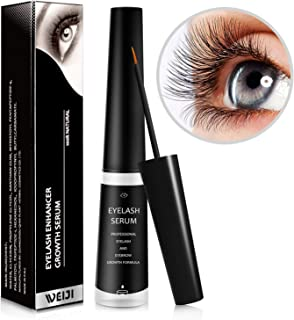Eyelash Growth Enhancer & Brow Serum for Long, Luscious Lashes and Eyebrows,3mL (2ml)