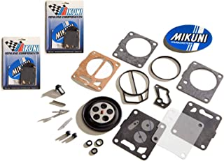 Genuine Mikuni Dual Carb Carburetor Rebuild Kit Sea Doo SP SPX GS HX GTS 717 720