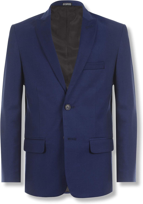 Calvin Klein Big Boys' Blazer Suit Jacket
