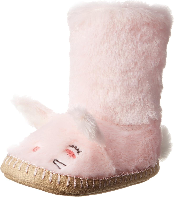 carter's Lola Slipper (Toddler/Little Kid),Pink,Medium (7-8 M US Toddler)