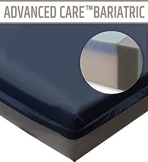 Heavy Duty Bariatric Marathon Advanced Care Hospital Bed Memory Foam Mattress (Extra Wide) - 80