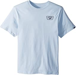 Vans Kids - Full Patch Back Short Sleeve T-Shirt (Big Kids)