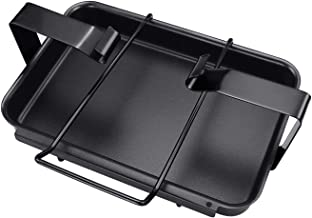 Utheer 7515 Grill Drip Pan Catch Pan Holder for for Weber Genesis 1000-5500, Genesis Silver/Gold/Platinum, Genesis II Series, Platinum I/II, and Summit Grills Grease Collection Pan Replacement
