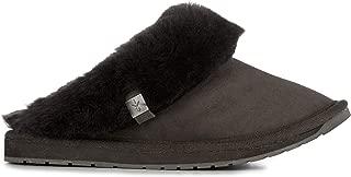 EMU AUSTRALIA Platinum Eden Womens Slippers Sheepskin Slipper Size 5