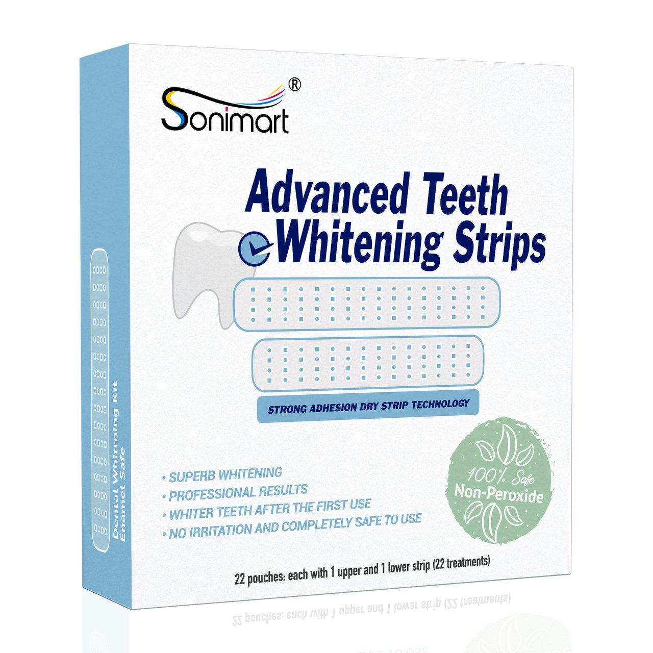 Sonimart Whitening Treatments Technology Non Peroxide