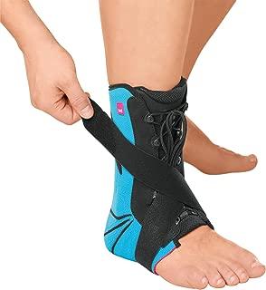 Medi Levamed Stabili-Tri Knit Ankle Support (Blue) Left Size I
