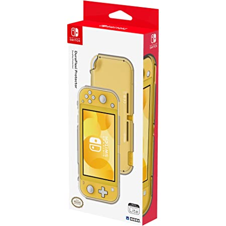 Nintendo Switch Lite DuraFlexi Protector by HORI - Officially Licensed by Nintendo