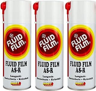 3 x Fluid Film AS R 400 ml