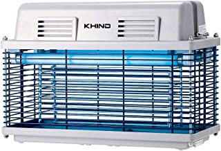 IK 210 - Khind Malaysia 40W Electronic Bug Zapper - Insects & Other Pests Killer Indoor Residential & Commercial