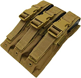 Condor MA37: MP5 Mag Pouch Coyote Brown