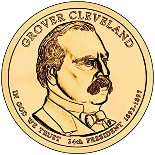 grover cleveland dollar coin