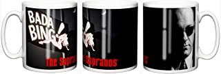 Dirty Fingers, Bada Bing!, Tony, ceramic coffee or tea Mug by Dirty Fingers