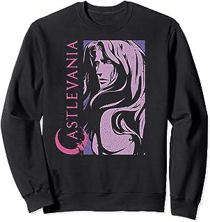 Castlevania Alucard Dark Portrait Sweatshirt