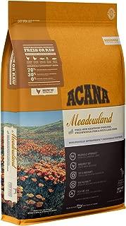 Best acana meadowland dog food Reviews
