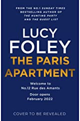 The Paris Apartment: The unmissable new thriller from the No.1 bestselling and award winning author of The Guest List Kindle Edition