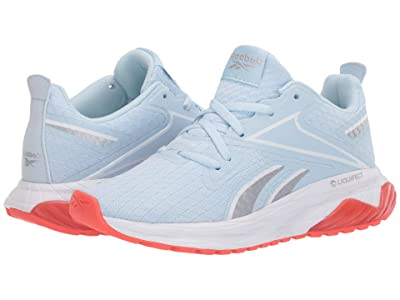 Reebok Liquifect 180 SPT (Glass Blue/White/Vivid Orange) Women