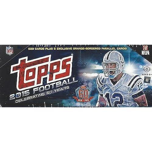 2015 Topps Football LIMITED EDITION 50th SUPER BOWL 500 Card Factory Sets 3 Verzamelkaarten: sport Amerikaans voetbal