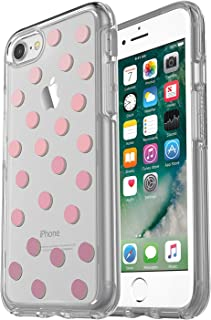 OtterBox Symmetry Clear Series Case for iPhone 8 & iPhone 7 (NOT Plus) - Bulk Packaging - Save Me a Spot