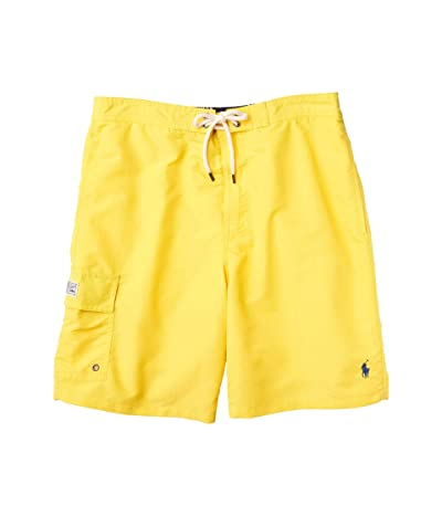 Polo Ralph Lauren Kailua Swim Trunks (Yellow) Men