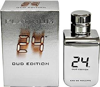 24 Platinum Oud Edition by Scentory for Unisex Eau de Toilette 50ml