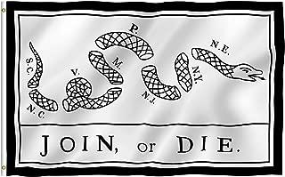join or die snake