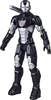Hasbro Marvel Legends Avengers - Marvel's War Machine (Action figure 30 cm con Blaster Titan Hero Series Blast Gear)