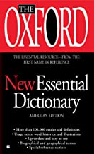 The Oxford New Essential Dictionary: American Edition