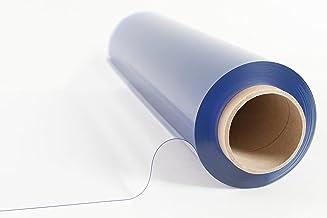 ! (8,50€/m2) LKW PVC zeil transparant 650 g/m2 0,5 mm, raamfolie, raamzeil, tentzeil, balkon, terrasfolie