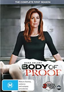 Body of Proof: Season 1 (DVD)