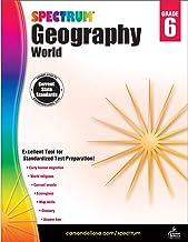 Spectrum | Geography: World Workbook | 6th Grade, 128pgs PDF