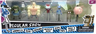 Regular Show 2 inch Action Figure 7 Pack
