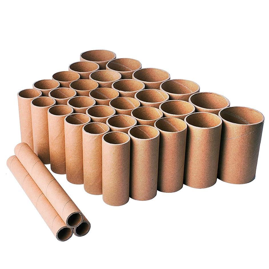 Large Cardboard Tubes, WXJ13 33PCS Paper Tubes Craft Rolls Supplies for Classroom Craft and Kids Art (10CM/20CM), Diameter 6CM 5CM 4.5CM 4CM 3.5CM 2CM
