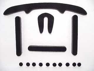 specialized chamonix helmet pads