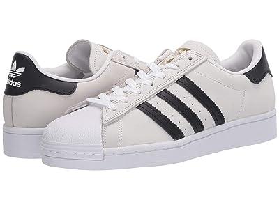 adidas Skateboarding Superstar (Footwear White/Core Black/Gold Metallic 2) Men