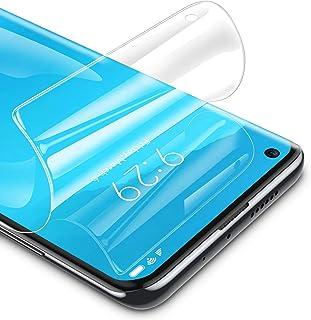 RIWNNI [3 Pezzi Pellicola Protettiva per Xiaomi Mi 10/Mi 10 PRO, Ultra Sottile Morbido TPU Pellicola Copertura Completa Pr...