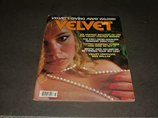 Velvet Magazine March, 1980 Cross Country Swingers Directory, Miss Dallas
