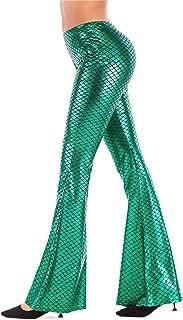 mermaid flare leggings