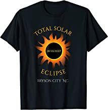 Bryson City Total Eclipse tshirt North Carolina