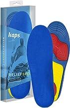 Kaps RELIEFSPORT - Semelles Orthopédiques de Qualité Supérieure pour Chaussures de Sport - Semelles Intérieures pour plus ...