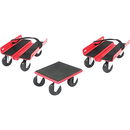 Extreme Max 5800.2018 Pro Series Adjustable Snowmobile Dolly System
