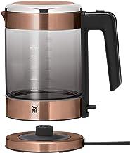 WMF Keukenminis glazen waterkoker (1900 Watt, 1,0 l, draadloos, waterniveau-indicator, kalk-waterfilter, automatische kook...